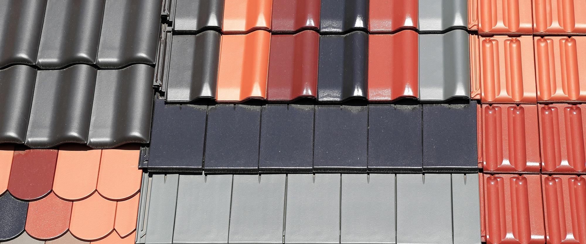 Verblender, Pflastersteine, Dachziegeln